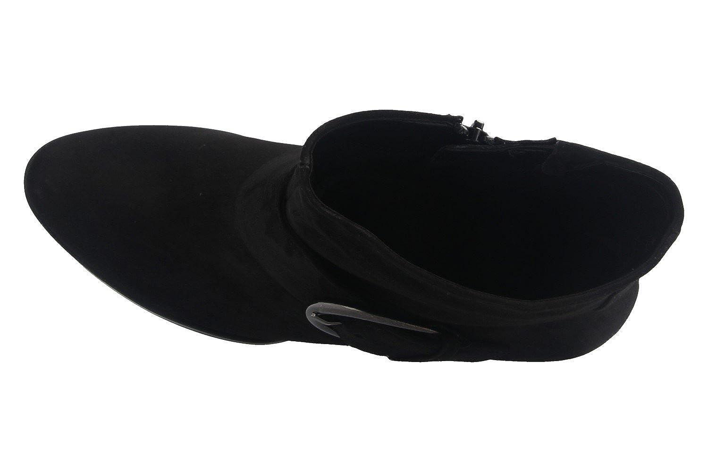Gabor Schwarz Stiefel in Übergrößen Schwarz Gabor 72.984.47 große Damenschuhe 704cfb