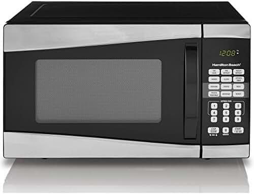 Hamilton Beach 0.9 cu ft 900W Microwave,by Product Hamilton Beach (Black)