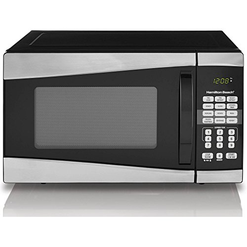 Hamilton Beach 0.9 cu ft 900W Microwave,by Product Hamilton Beach (Black)