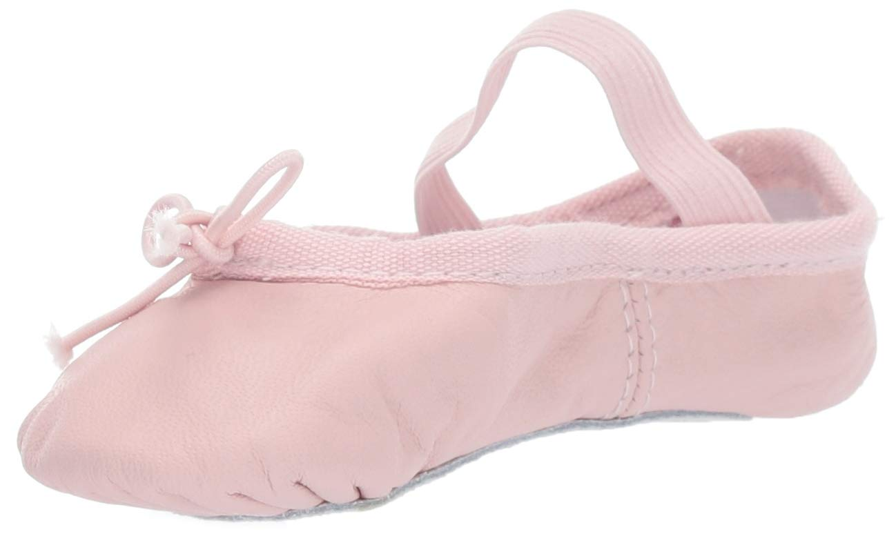 Bloch Dance Bunnyhop Ballet Slipper (Toddler/Little Kid)  Little Kid (4-8 Years), Pink - 5 B US Toddler by Bloch