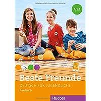 Beste Freunde A1/1 Kursbuch: Deutsch für Jugendliche. Deutsch als Fremdsprache