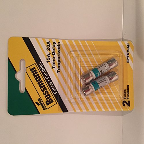 Bussmann BP/FNM-AH High Amp Cartridge Fuse Assortment, Carded (2 Pack) by Bussmann (Assortment Carded)