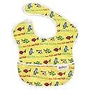 Bumkins Waterproof SuperBib, Seuss Yellow Fish (6-24 Months)