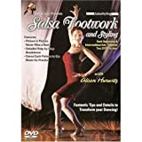 Salsa Dance Instructions on DVD: Salsa Footwork and Styling For Men and Women