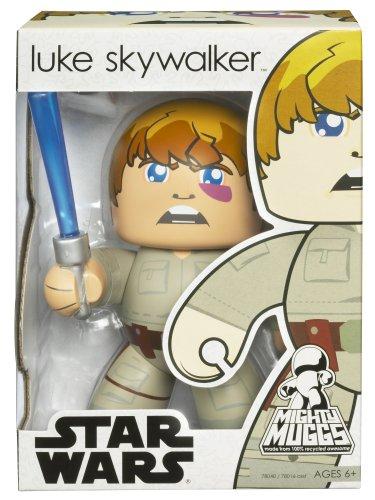 - Hasbro Star Wars Mighty Muggs Wave 4 Bespin Luke Skywalker Vinyl Figure