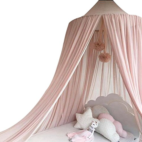 Used, Tongda Princess Bed Canopy Mosquito Net Baby Crib Round for sale  Delivered anywhere in Canada