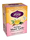 Yogi Teas Woman's Moon Cycle, 16 Count (Pack of 6)