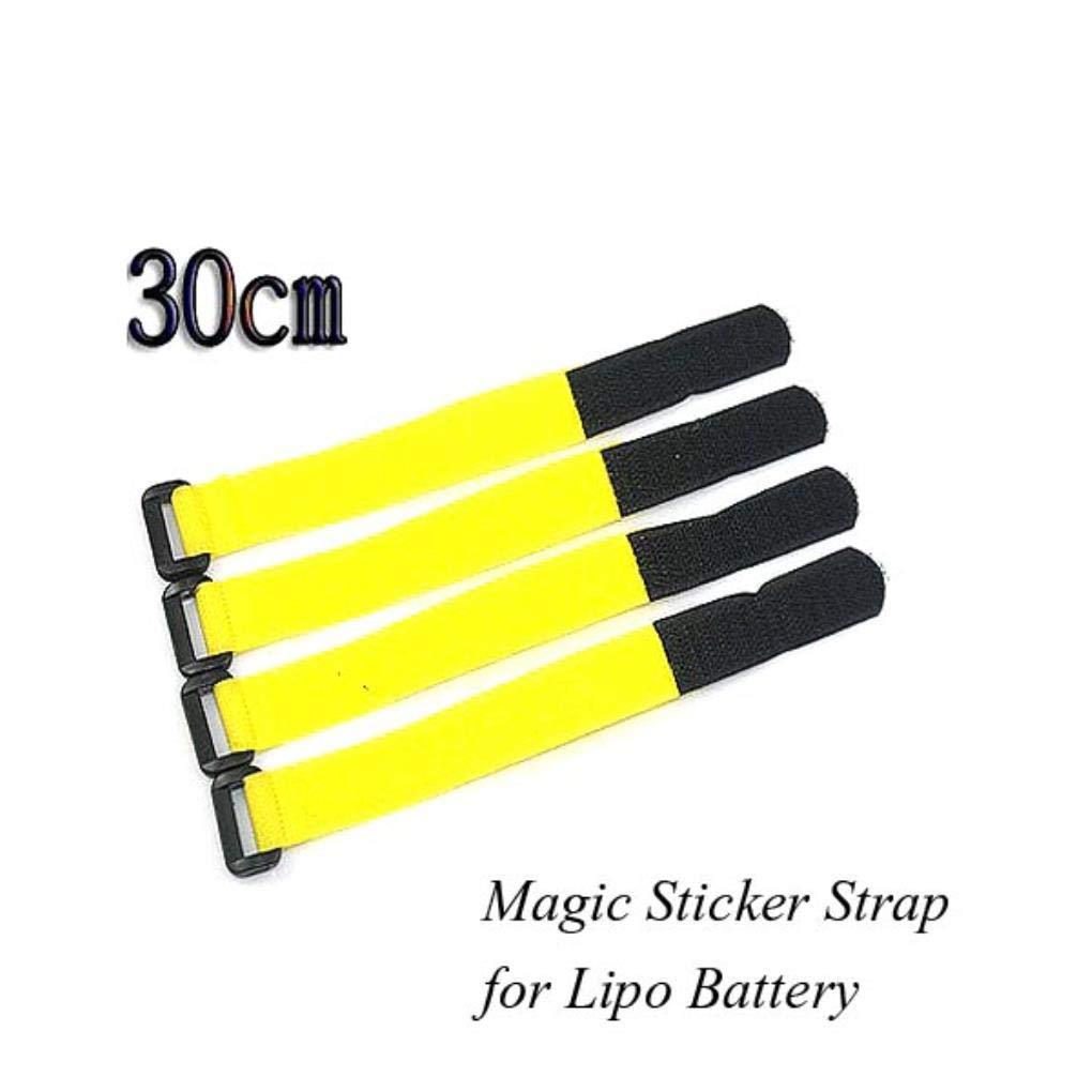 Nylon Velcro Lipo bater/ía 2cm 30cm de la cinta del sujetador Magia Etiqueta Correa