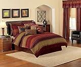 Croscill Plateau Comforter Set, Queen, Multi - Best Reviews Guide