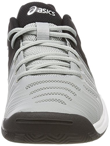Negro Resolution Gel Asics Deporte 7 Adulto 9690 C800y Zapatillas de Unisex Negro q85x5HO