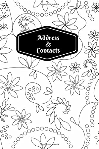 Address & Contacts: For Contacts, Addresses, Phone Numbers, Emails