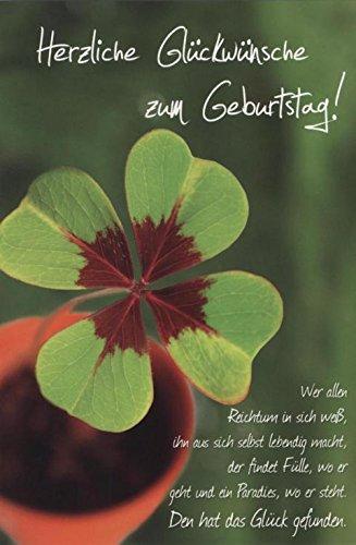 Fabelhaft Schöne Geburtstagskarte; Herzlichen Glückwunsch zum Geburtstag @ZN_04
