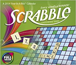 'DJVU' 2014 Scrabble Year-in-a-Box. Acuerdas updates Brand ideally minutes channel