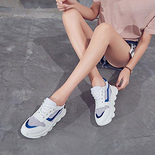 Outdoor Donna LFEU Scarpe Sportive Blu EPEqxTftw