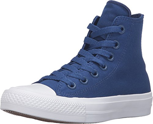 5038806bef9 Galleon - Converse Boys Chuck Taylor All Star II Kids High Top Trainers  (3.5 Little Kid M