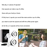i Cafilas Reusable Capsules Stainless Steel