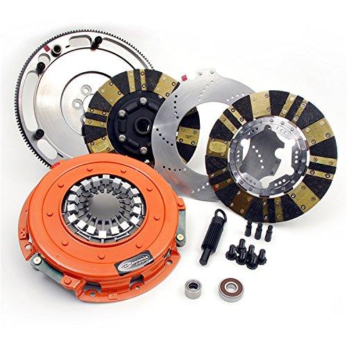 Centerforce 04614842 DYAD Twin Drive Multi Disc Clutch ()