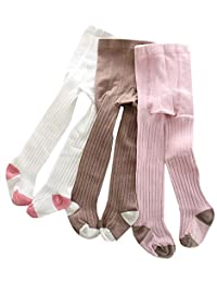 Faxkly Unisex Baby Pantyhose Spring & Autumn & Winter Leggings, Cute Warm Tights