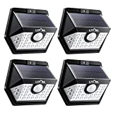 LITOM Solar Lights Outdoor, Wireless Motion