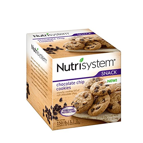 Nutrisystem ® Chocolate Chip Cookies, 24 Pack by Nutrisystem