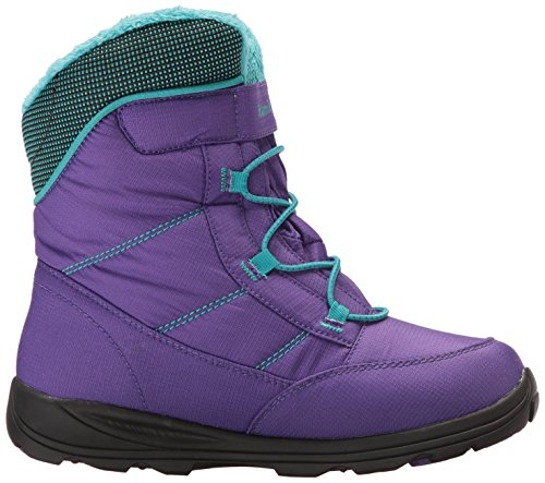 Kamik Stance, Botas de Nieve para Niñas Violett (Purple/Teal-Violet/Sarcelle)