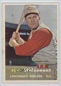 Pete Whisenant (Baseball Card) 1957 Topps #373
