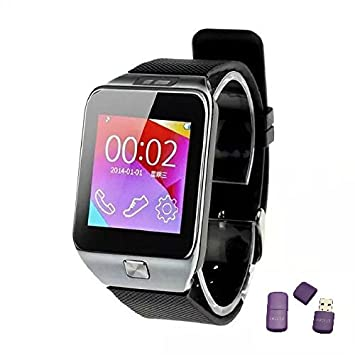 COOLER-Sincronizar reloj SmartWatch Bluetooth para Samsung ...