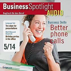 Business Englisch lernen Audio - Geschäftsbeziehungen mit Briten. 5/2014