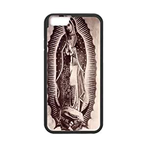 """DDOUGS I Lady of Guadalupe Customised Cell Phone Case for Iphone6 Plus 5.5"""", Wholesale I Lady of Guadalupe Case"""