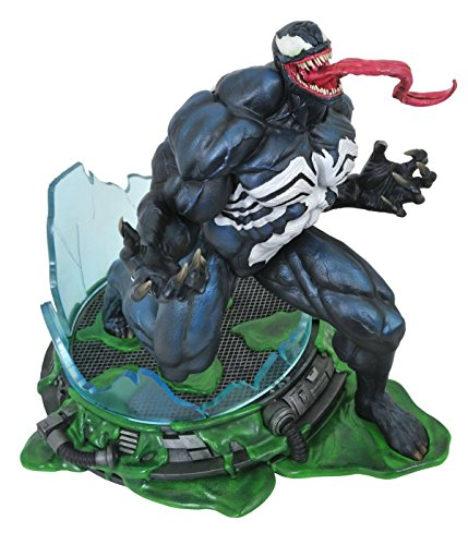 Diamond Select Toys Marvel Premier Collection: Venom Resin Statue (Figure Statue Resin Anime)