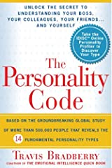 The Personality Code by Travis Bradberry (2007-04-19) Hardcover