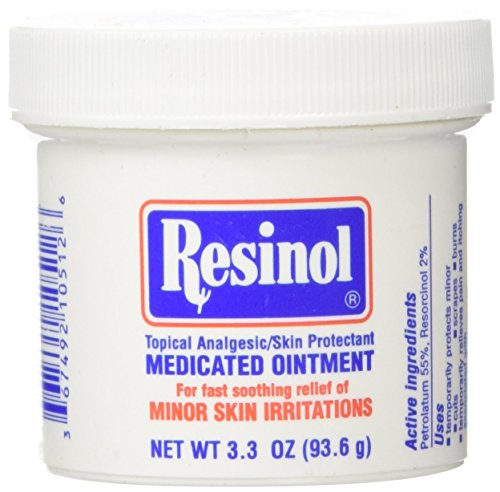 Resinol Medicated Ointment 3.30 oz ()