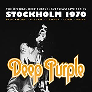 Mkii Live In Stockholm 1970 2Cddvdbookletremastered