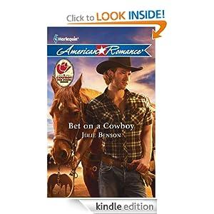 Bet on a Cowboy (Harlequin American Romance) Julie Benson