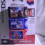 LEGO Ninjago Brick Game Cases for Nintendo DS (Pack of 2)