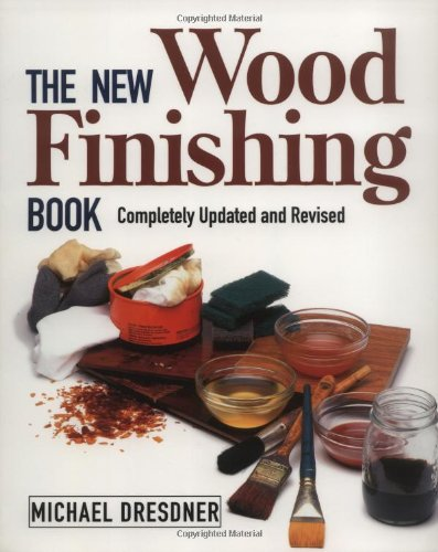 New Wood Finishing Book Revised product image