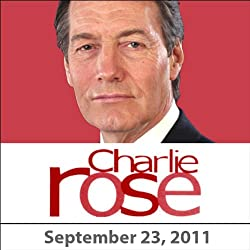 Charlie Rose: Mahmoud Ahmadinejad, K Shankar Bajpai, and James Fallows, September 23, 2011