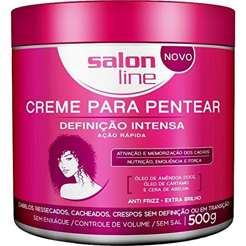 Price comparison product image Linha Tratamento (Creme Para Pentear) Salon Line - Definicao Intensa 500 Gr - (Salon Line Treatment (Combing Cream) Collection - Intense Definition Net 17.68 Oz)