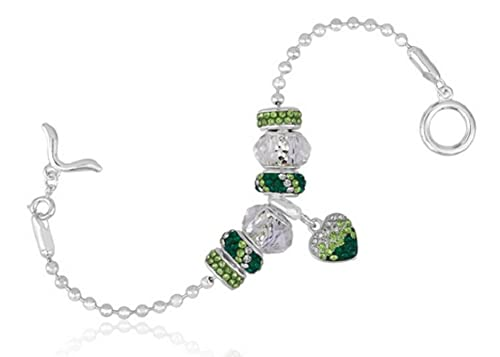 6011d1aa082a9 Amazon.com: DaVinci Inspirations Charm Bead Ball Bracelet With ...