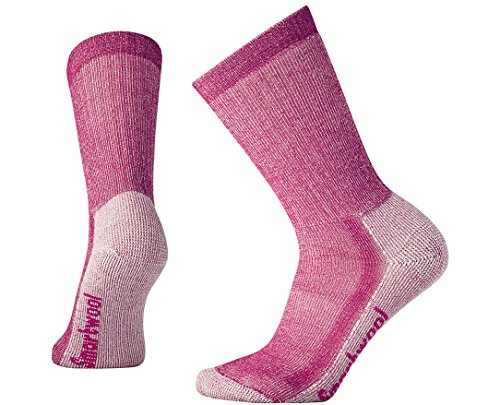 Smartwool Women's Hike Medium Crew Socks (Berry) Small