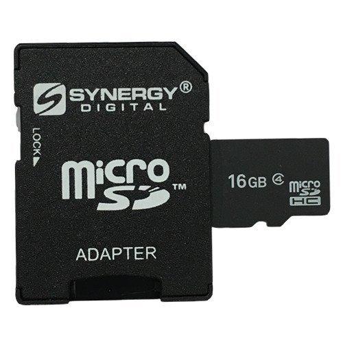 HTC Desire 626sセル携帯電話のメモリカード16 GB microSDHCメモリカードSDアダプタ B01M0R6IX2