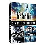 star trek / star trek into darkness / star trek - beyond (3 dvd) box set dvd Italian Import