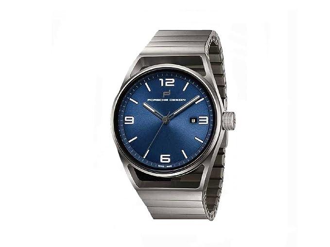 Reloj Automático Porsche Design 1919 Datetimer Eternity, 6020.3.01.005.01.2: Amazon.es: Relojes