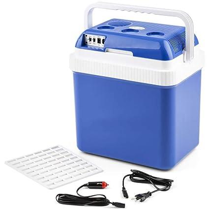 Amazon.es: Nevera portátil eléctrica de viaje para coche, camping ...