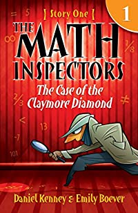 The Math Inspectors  by Daniel Kenney ebook deal