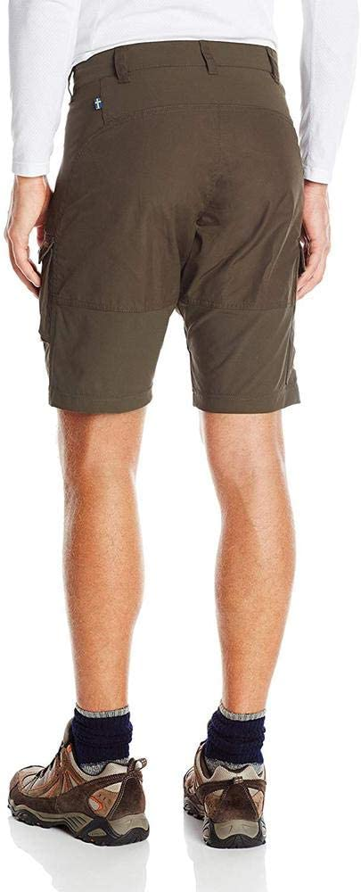 FJÄLLRÄVEN Men's Abisko Shorts Dark Olive
