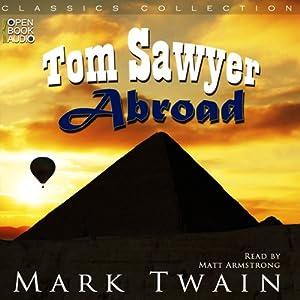 Tom Sawyer Abroad Audiobook