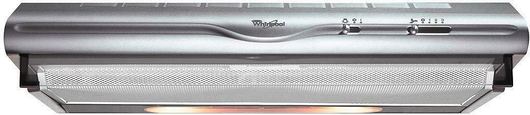 Whirlpool AKR 441//1 IX 254 m/³//h Int/égr/é Acier inoxydable D Hottes 254 m/³//h, Conduit//Recirculation, E, D, D, 66 dB