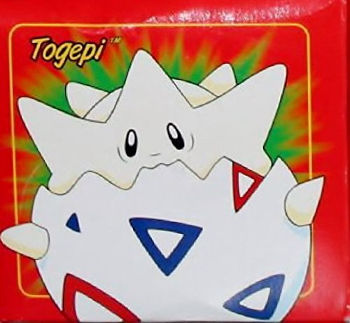 Pokemon TOGEPI 23K Gold Plated Trading Card - RED ()