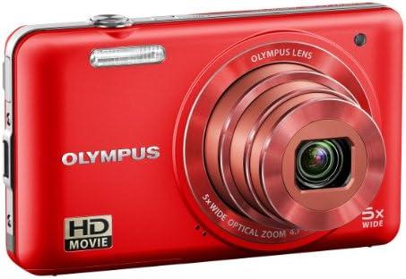 Olympus Vg 160 Digitalkamera 3 Zoll Rot Kamera